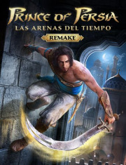 Carátula de Prince of Persia: The Sands of Time Remake - PC