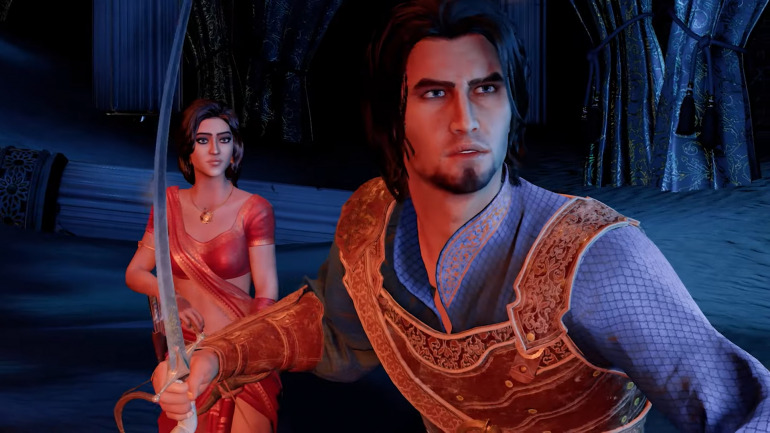 Imagen de Prince of Persia: The Sands of Time Remake