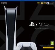 Carátula de PlayStation 5 Digital Edition - PS5