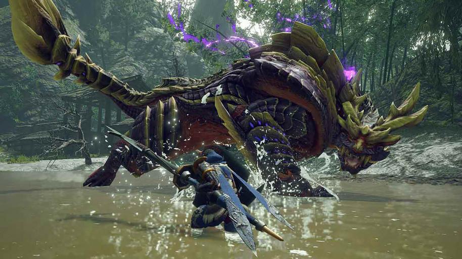 Monster Hunter Rise: Todos los detalles de Monster Hunter Rise, una fusión de lo clásico y el estilo Monster Hunter World