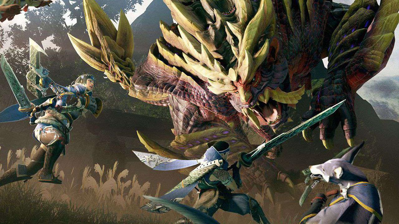 Si tienes ganas de más Monster Hunter, apunta: habrá evento de MH Rise y Stories 2 la próxima semana