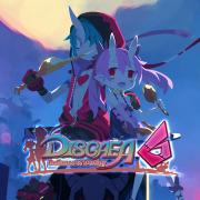 Carátula de Disgaea 6 - Nintendo Switch