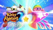 Un repaso en video al gameplay de Kirby Fighters 2