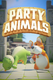 Carátula de Party Animals - PC