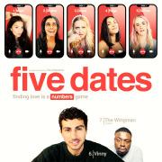 Carátula de Five Dates - Nintendo Switch