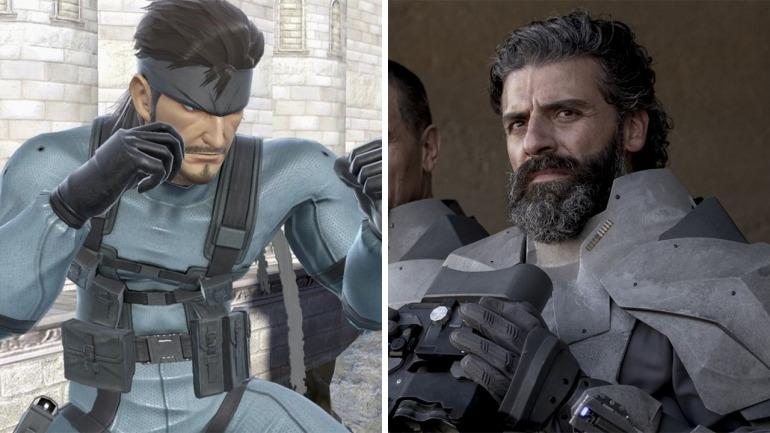 La película de Metal Gear Solid ya tiene protagonista: Oscar Isaac será Solid Snake en cines