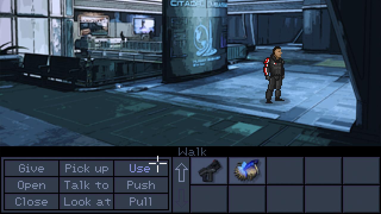 ¿Y si Mass Effect hubiera sido creado por LucasArts? Con estas imágenes, no tendrás que soñarlo