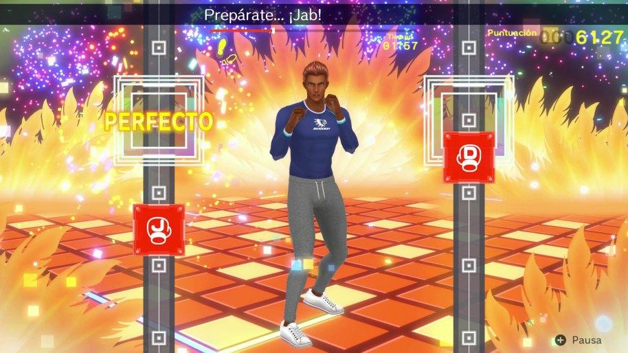 Fitness Boxing 2 Nintendo Switch
