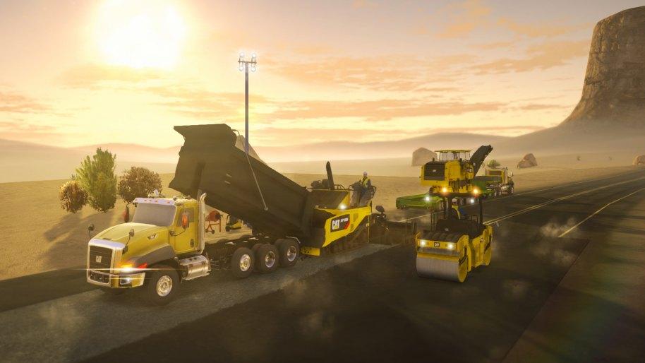 Construction Simulator 2 y 3 Switch Edition análisis