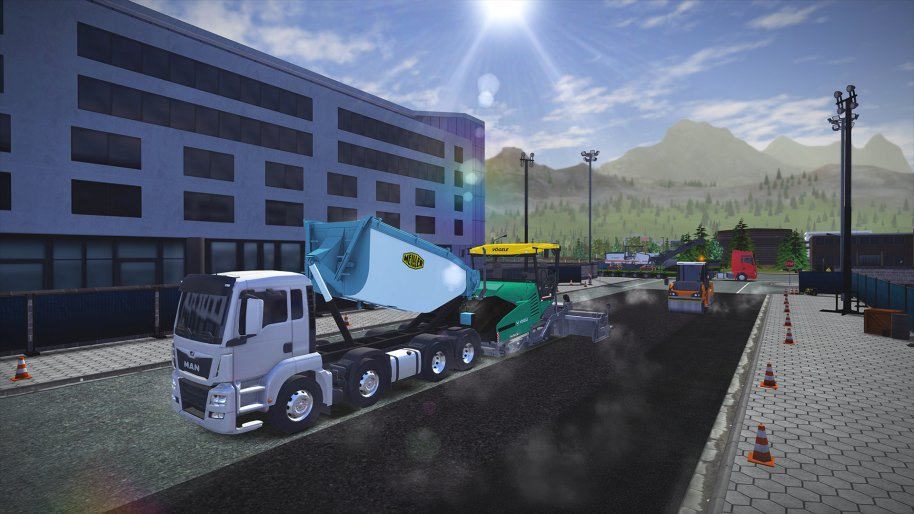 Construction Simulator 2 y 3 Switch Edition