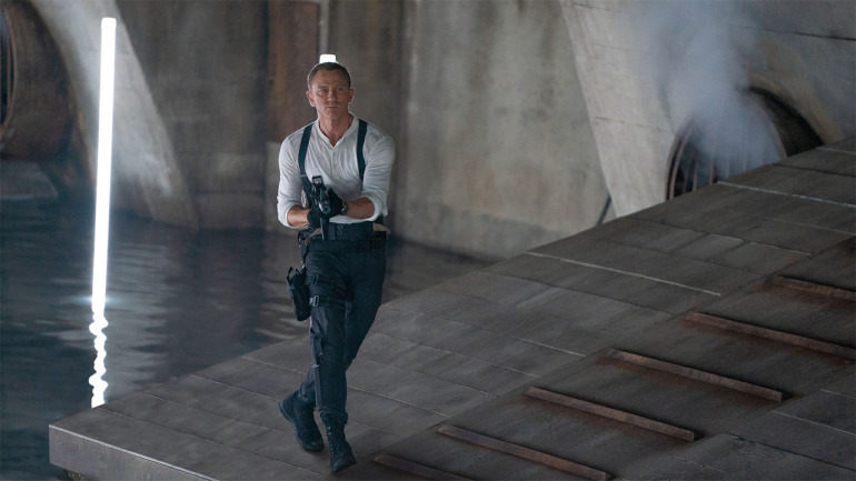 La saga volverá a los cines en 2021 con Sin tiempo para morir.