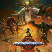 Carátula de Gods Will Fall - Nintendo Switch