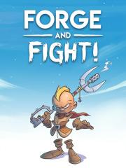 Carátula de Forge and Fight! - PC