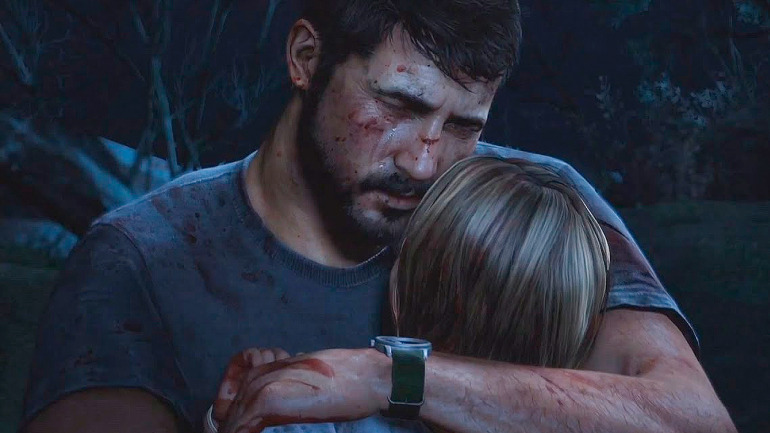 Image tirée de The Last of Us HBO