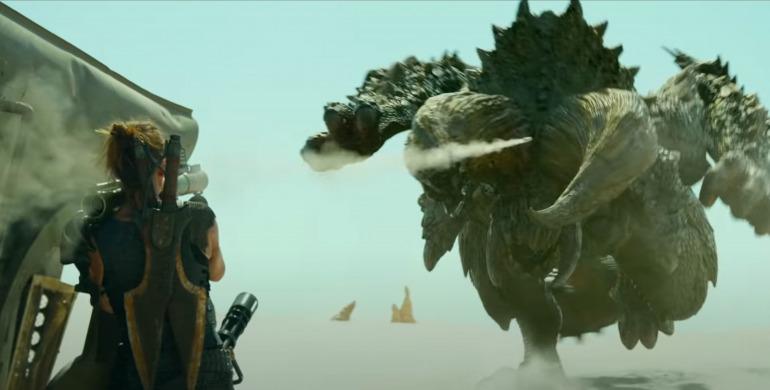 Monster Hunter le film