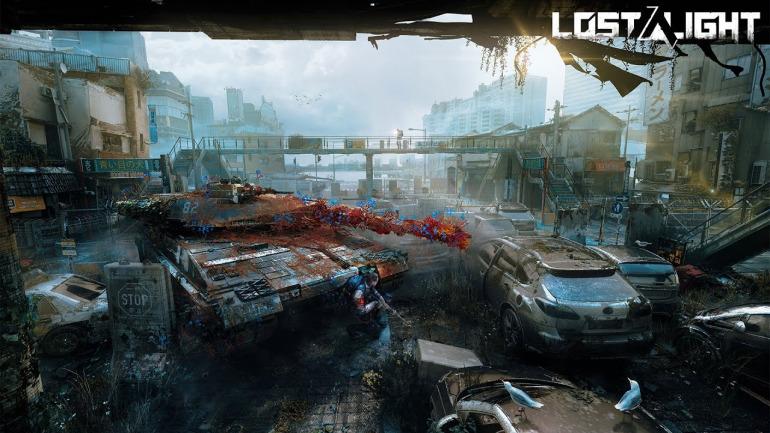 Si te gustan los shooters y la supervivencia en mundo abierto, Lost Light tiene lo que buscas en iOS y Android