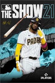Carátula de MLB The Show 21 - Xbox Series