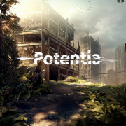 Carátula de Potentia - PC