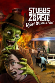 Carátula de Stubbs the Zombie in Rebel Without a Pulse - Xbox Series