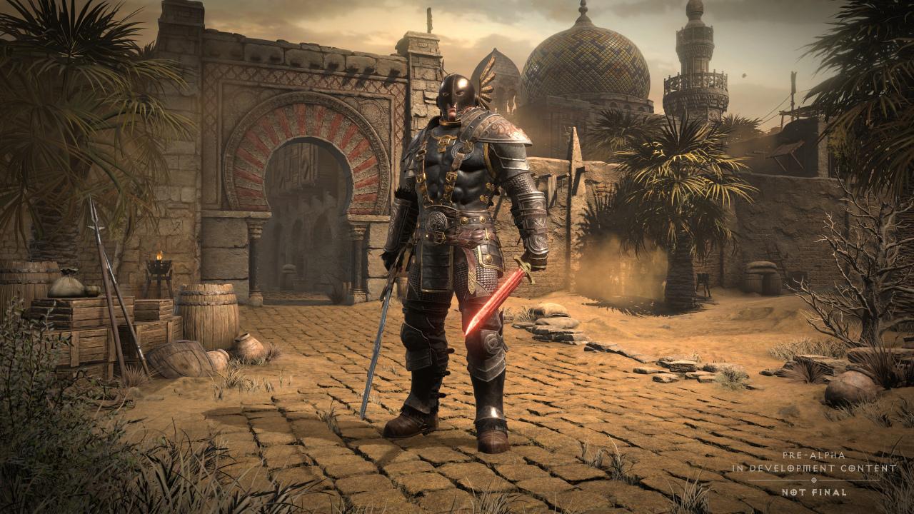Diablo 2 Resurrected tendrá dos alfas, dice Blizzard: la primera será en solitario y la segunda, multijugador
