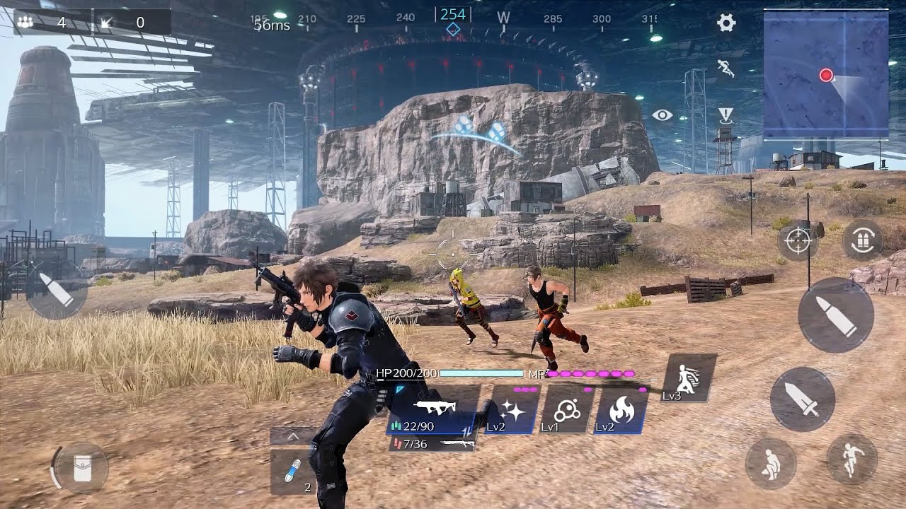 El battle royale de Final Fantasy 7 para dispositivos móviles confirma beta en junio: todos los detalles