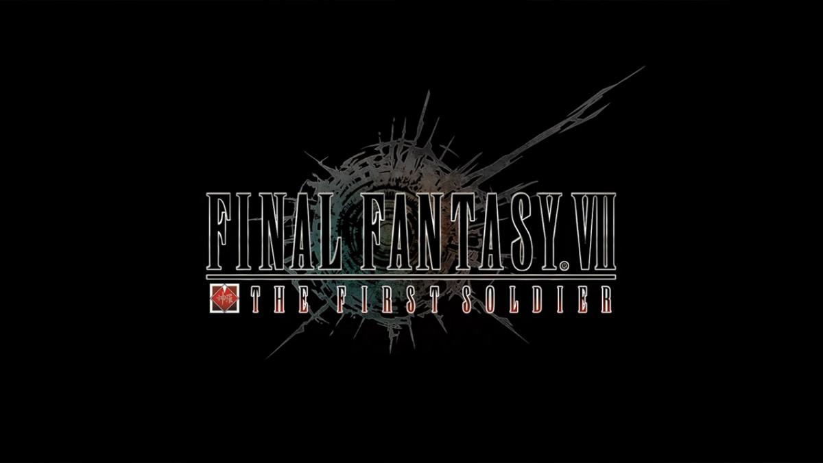 Primer tráiler de Final Fantasy VII: The First Soldier, un battle-royale ambientado en el universo de FF7