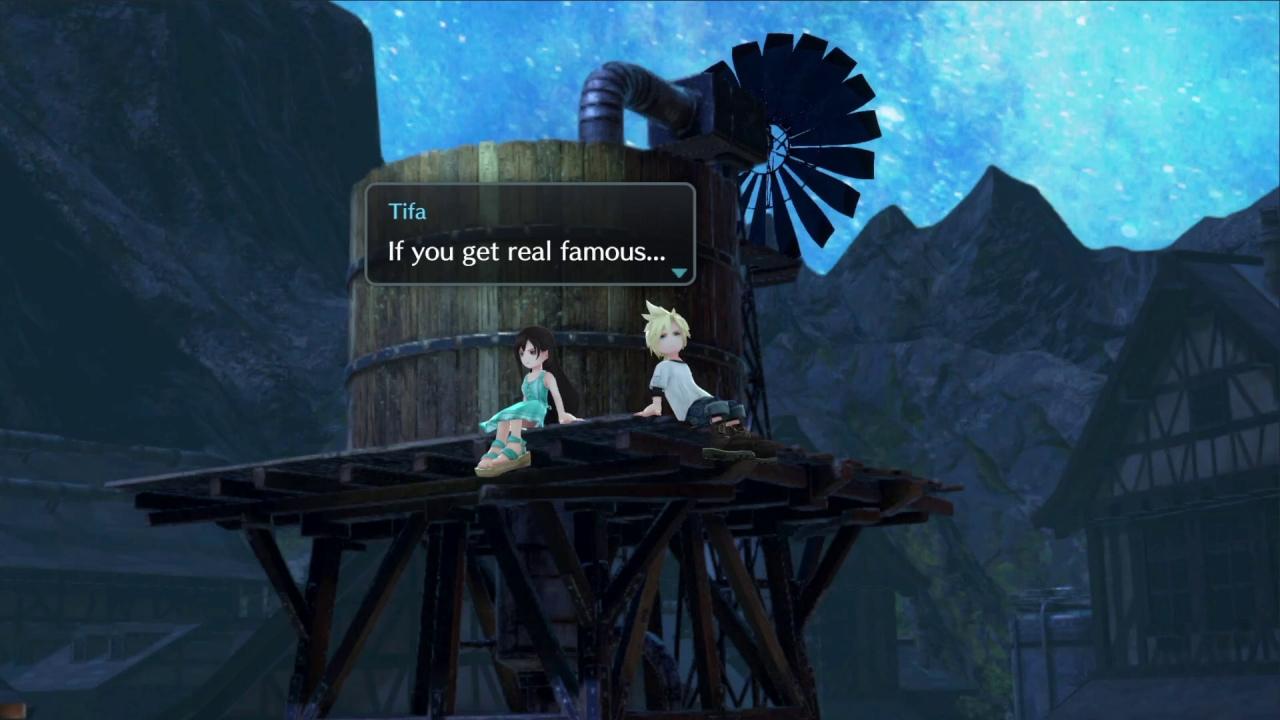 Otra sorpresa de Final Fantasy: Square Enix presenta nuevo RPG para móviles, FFVII Ever Crisis