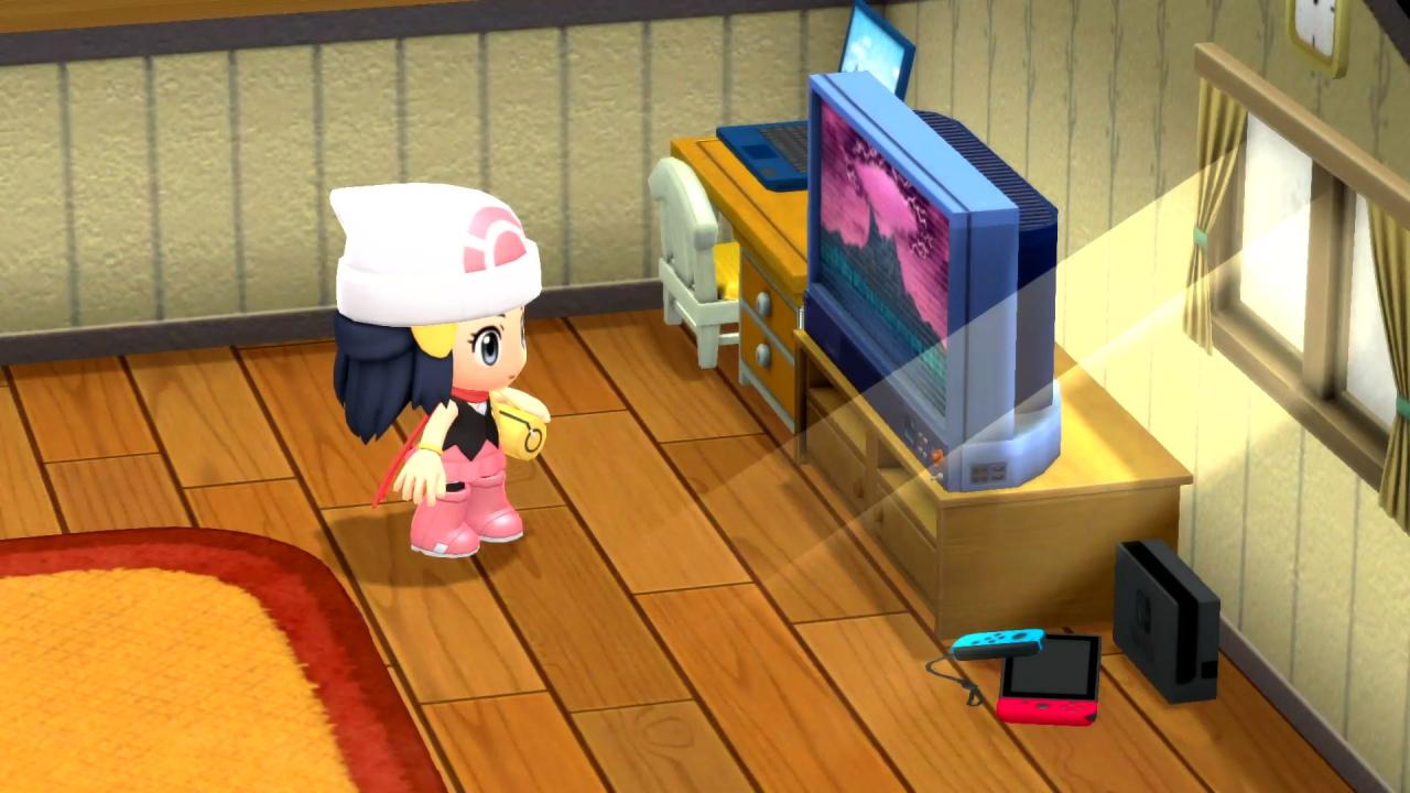 Los remakes de Pokémon Diamante y Perla tienen un bug totalmente intencional y recreado con mimo