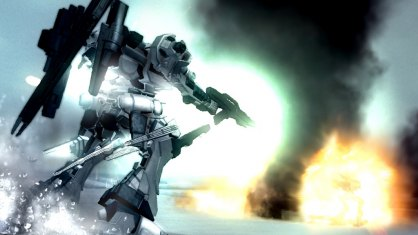 Armored Core 4 análisis