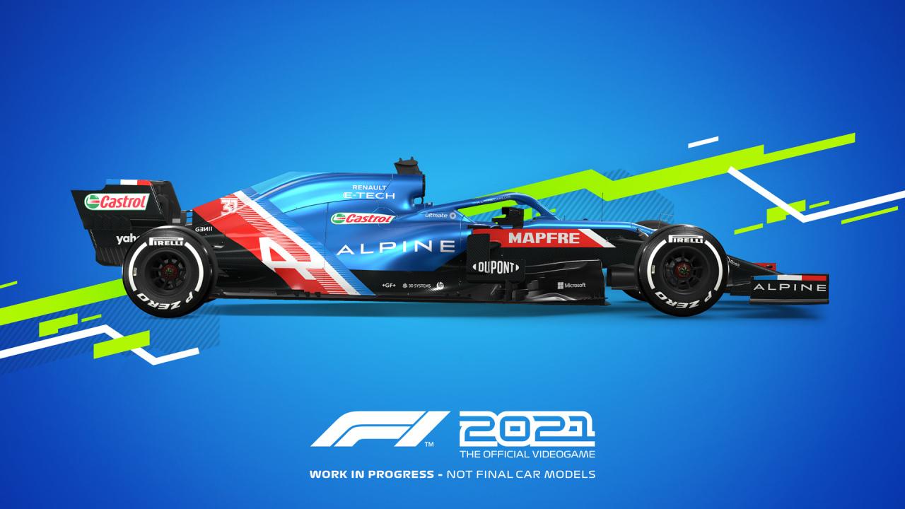 Anunciado F1 2021 con nuevo modo historia: primer tráiler, fecha de lanzamiento y características