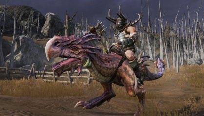 Golden Axe Beast Rider PS3
