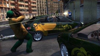 The Wheelman Xbox 360