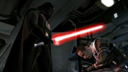 Star Wars El Poder de la Fuerza Xbox 360