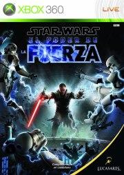 Carátula de Star Wars: El Poder de la Fuerza - Xbox 360
