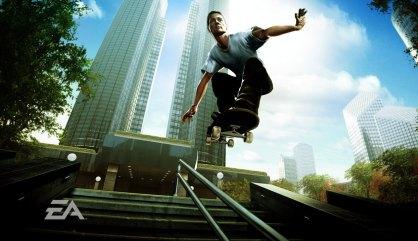Skate: Skate: Avance 3DJuegos