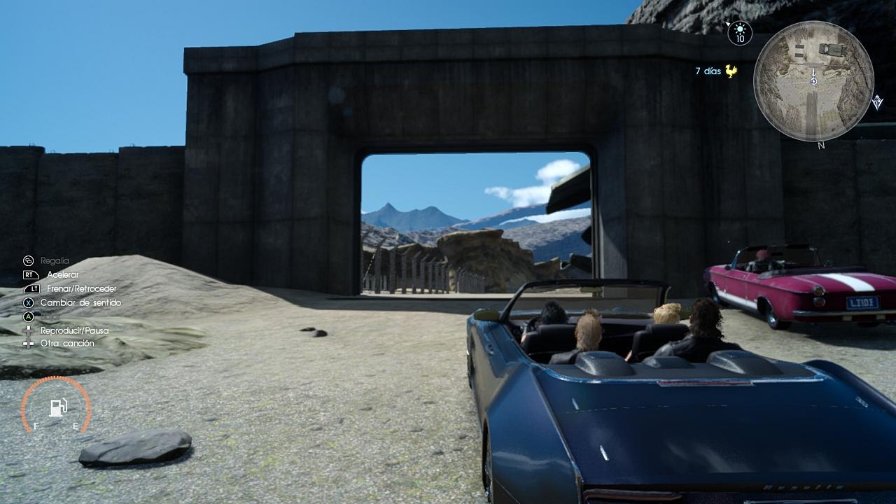 Imagen de Final Fantasy XV