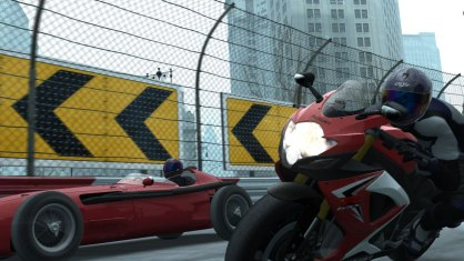 Project Gotham Racing 4 análisis