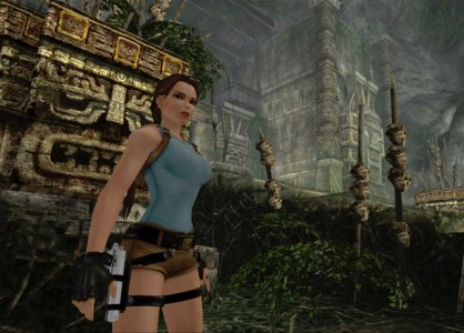 Tomb Raider Anniversary análisis