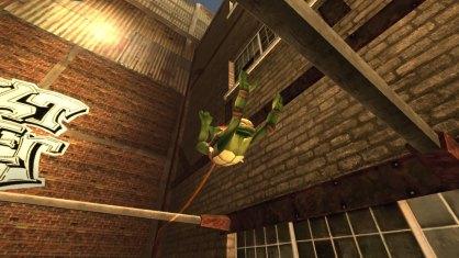 TMNT Tortugas Ninja Xbox 360