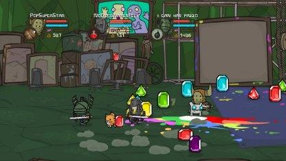 Castle Crashers Xbox 360