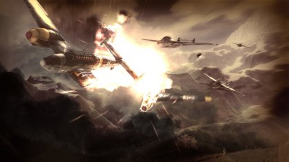 Blazing Angels 2 Misiones secretas Xbox 360