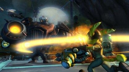 Ratchet & Clank Future: Ratchet & Clank Future: Avance 3DJuegos