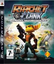 Carátula de Ratchet & Clank Future - PS3
