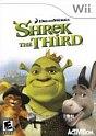 Shrek Tercero Wii