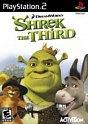 Shrek Tercero PS2