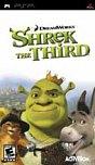 Shrek Tercero PSP
