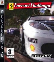 Carátula de Ferrari Challenge Trofeo Pirelli - PS3