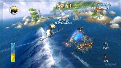 Locos por el Surf PS3