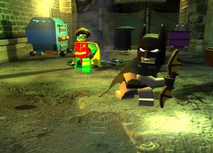 Lego Batman análisis