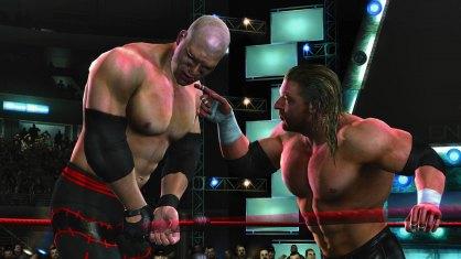 WWE SmackDown Vs. Raw 2008 PS3